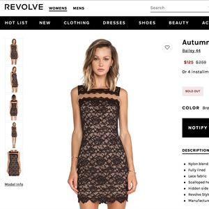 "REVOLVE - ""Autumn Dress"""